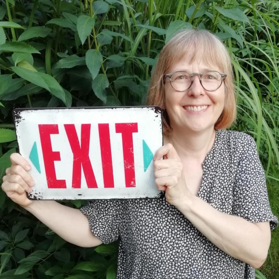Birgit Kluge aus Berlin